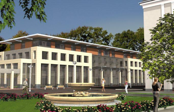 Wohn-und Geschäftshaus Bad Neuenahr